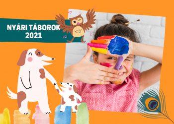NYÁRI TÁBOROK 2021